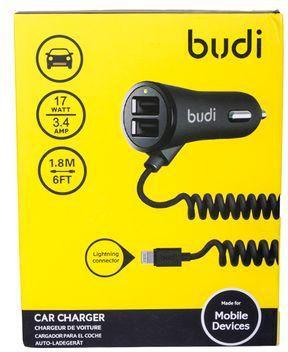 budi car charger